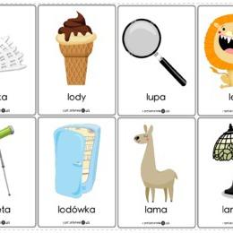 Logopedyczne Gry Cwiczenia Z Jezyka Karty Do Wydrukowania